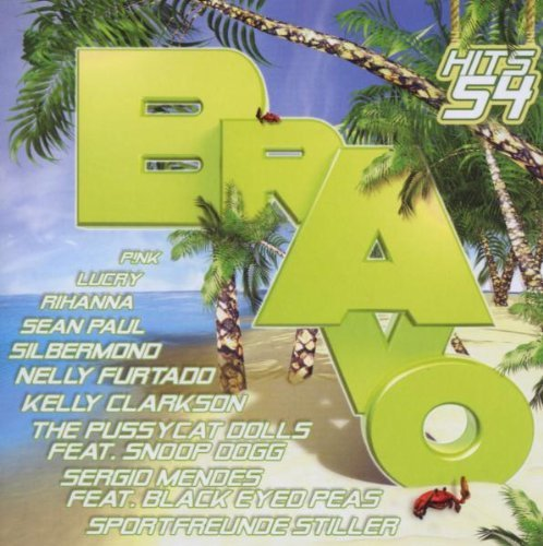 Bravo Hits Vol. 54 Bravo Hits Import Eu 2 CD Set