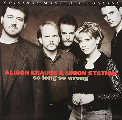 Alison & The Union Stat Krauss So Long So Wrong 2 Lp Box Set
