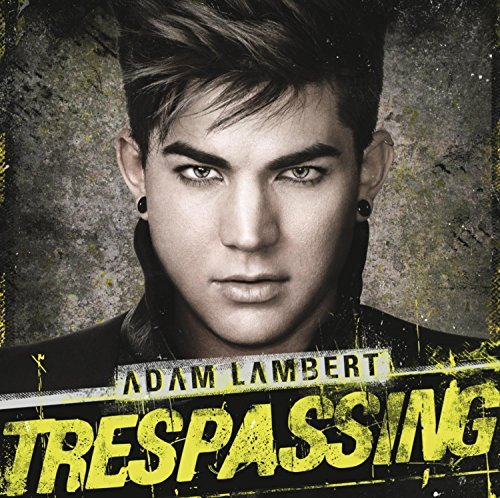 Adam Lambert Trespassing (deluxe Version)