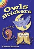 Victoria Maderna Owls Stickers