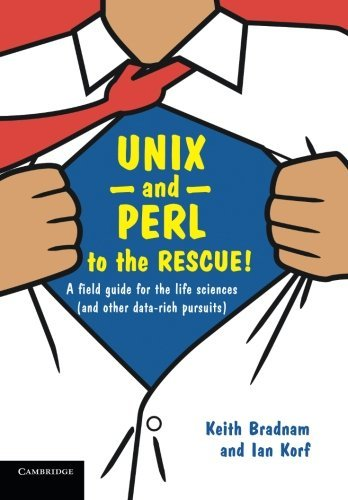 Keith Bradnam Unix And Perl To The Rescue!