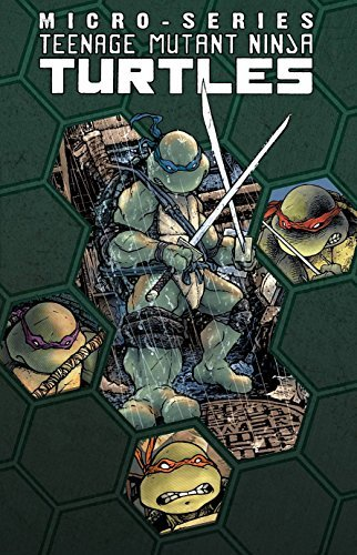 Brian Lynch Teenage Mutant Ninja Turtles Micro Series Volume