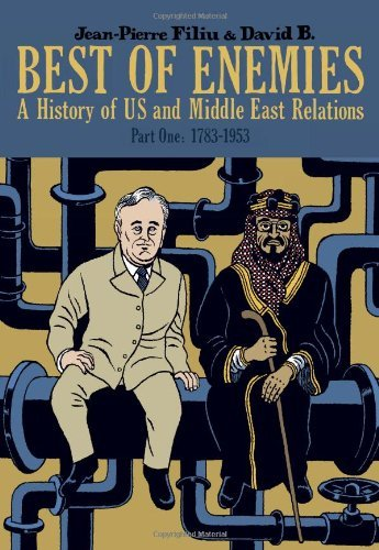Jean Pierre Filiu Best Of Enemies A History Of Us And Middle East Relations Part O
