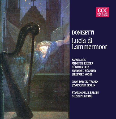 G. Donizetti/Lucia De Lammermoor@Cd-R