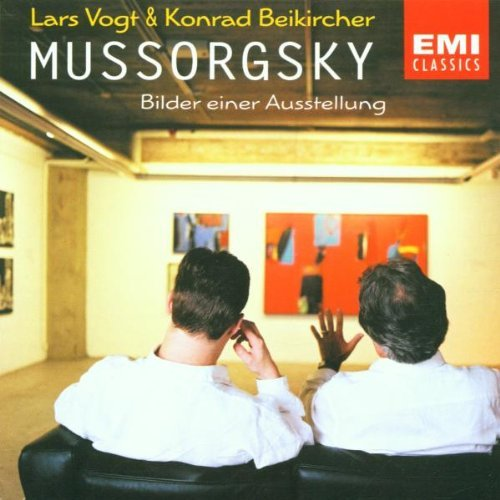 M. Mussorgsky Pictures At An Exhibition Vogt (pno) Beikircher (voc)