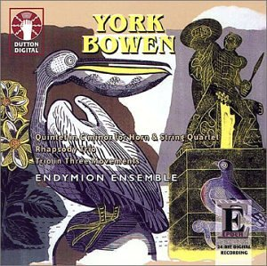 Y. Bowen Chamber Music Endymion Ens