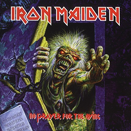 Iron Maiden No Prayer For The Dying Import Eu