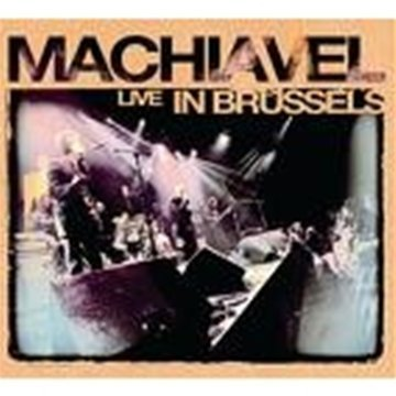 Machiavel Live In Brussels Import Eu 2 CD Set