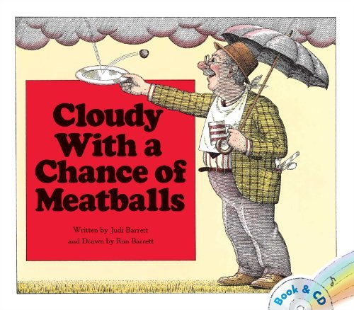 judi-barrett-cloudy-with-a-chance-of-meatballs-book-and-cd