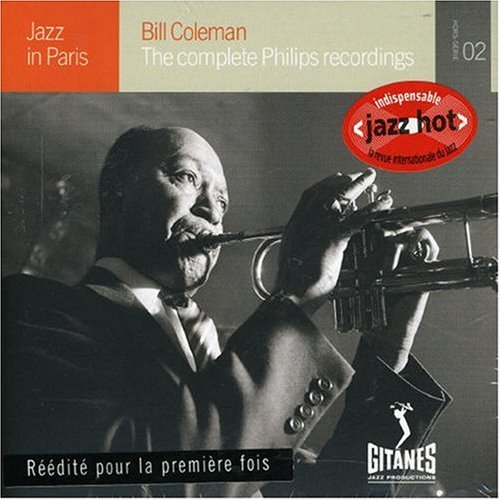 Bill Coleman Complete Philips Recordings Import Eu 2 CD