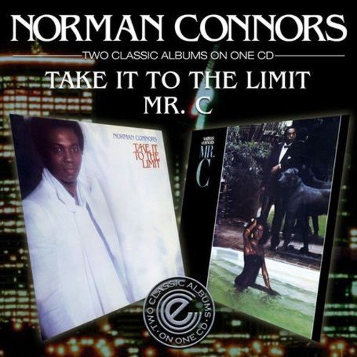 Norman Connors Take It To The Limit Mr.C Import Gbr