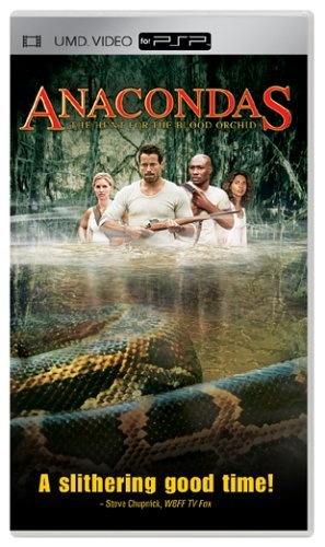 Anacondas Hunt For The Blood O Anacondas Hunt For The Blood O Clr Ws Umd Pg13