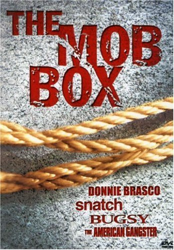 Donnie Brasco Snatch Bugsy American Gangster Mob Box Clr Mob Box