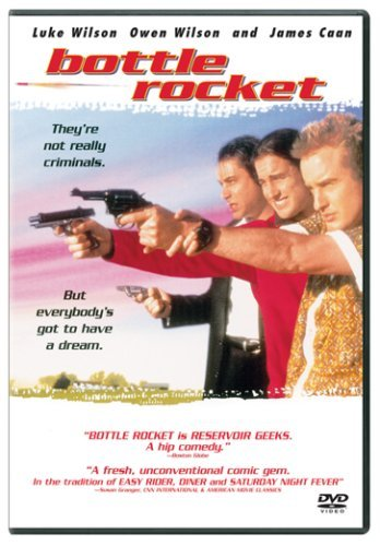 Bottle Rocket Wilson Caan DVD R Ws