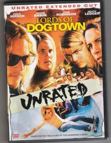 Lords Of Dogtown Lords Of Dogtown Unrated Extended Cut Blockbuster