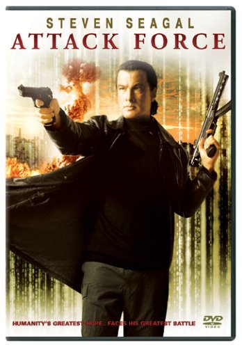 Attack Force Seagal Steven Clr Ws R