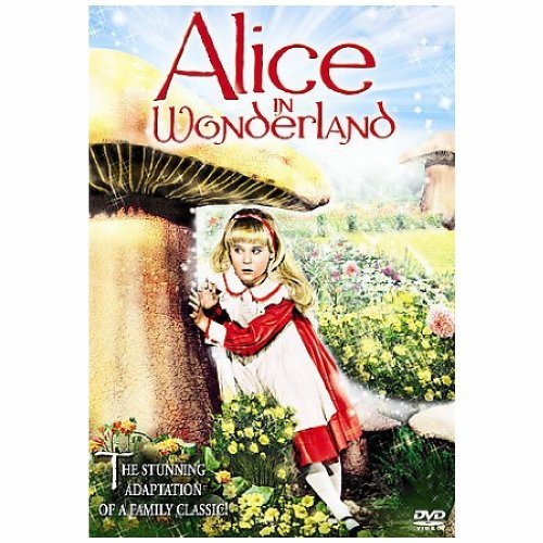 Alice In Wonderland (1985) Winters Morita Channing Nr