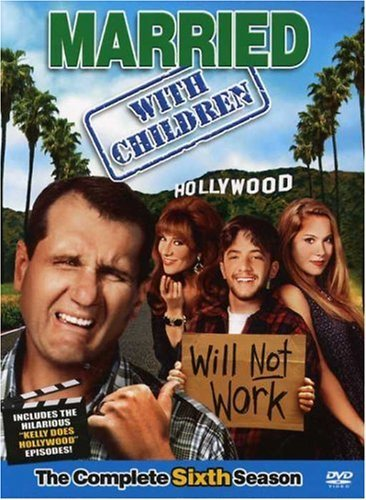 Married With Children Season 6 DVD