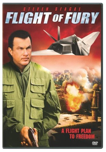 Flight Of Fury Seagal Steven Clr Ws R