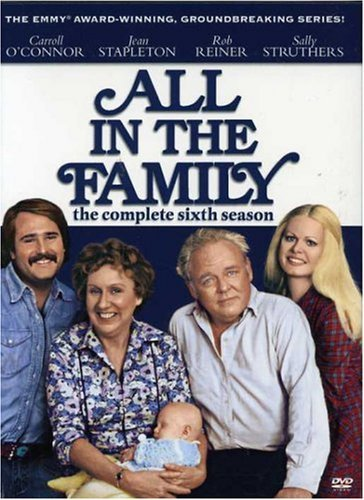 All In The Family Season 6 Clr Nr 3 DVD
