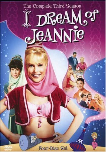 I Dream Of Jeannie Season 3 DVD