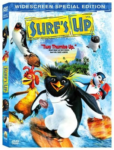 Surf's Up Surf's Up DVD Pg