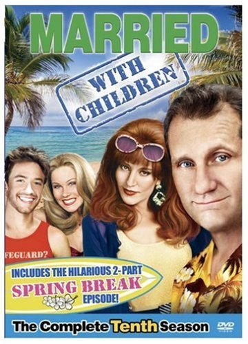 Married With Children Season 10 DVD