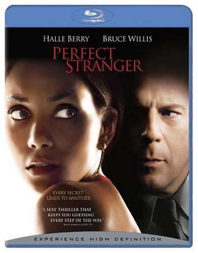 Perfect Stranger Berry Willis Blu Ray Ws R