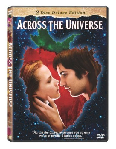 Across The Universe Wood Sturgess Pg13 2 DVD