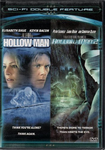Hollow Man Hollow Man 2 Sci Fi Double Feature