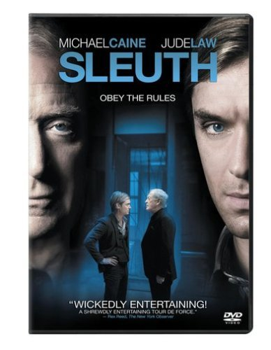 Sleuth (2007) Law Caine Ws R