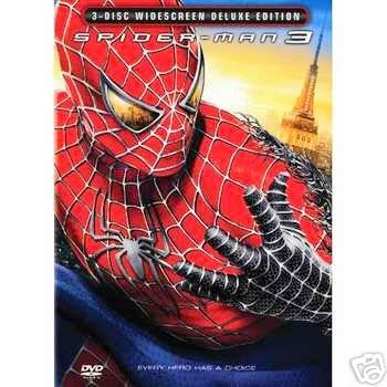 Tobey Maguire Kirsten Dunst James Franco Topher Gr Spider Man 3 (3 Disc Widescreen Deluxe Edition)