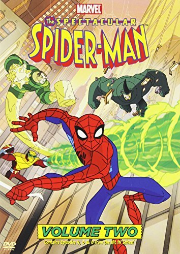 Spectacular Spider Man Vol. 2 Spectacular Spider Man Ws Tvy7