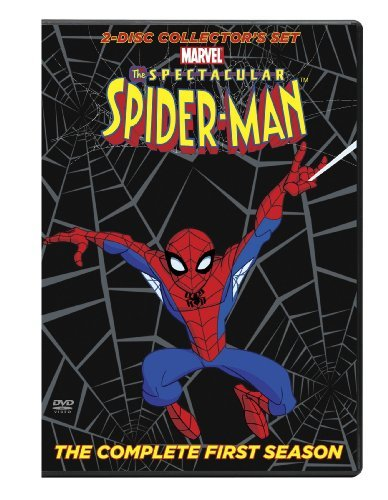 Spider Man The Spectacular Spider Man Season 1 DVD Nr