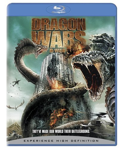 Dragon Wars Brooks Behr Forster Robinson Blu Ray Ws Pg13