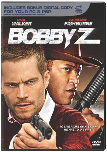 Bobby Z Walker Fishburne Lewis Vargas + Digital Copy