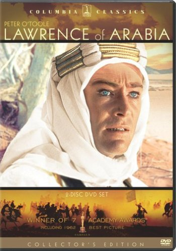 Lawrence Of Arabia O'toole Guinness Sharif Quinn Ws Coll. Ed. Pg 2 DVD