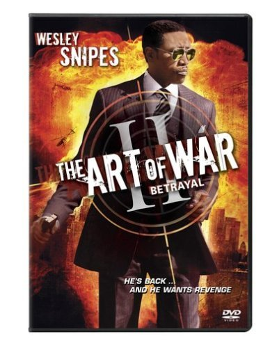 Art Of War 2 Betrayal Snipes Wesley Ws R