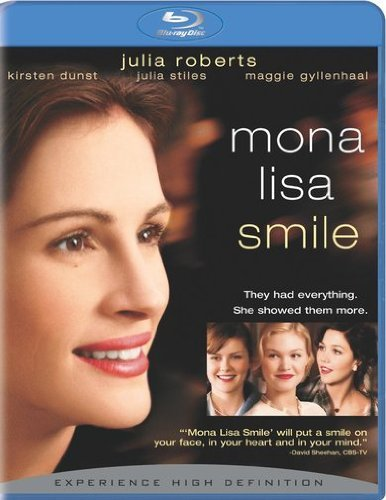 Mona Lisa Smile Mona Lisa Smile Blu Ray Ws Pg13