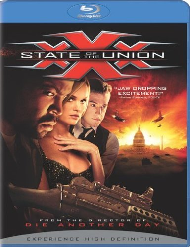 Xxx State Of The Union Xxx State Of The Union Blu Ray Ws Pg13