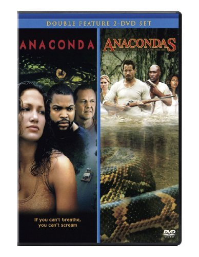 Anaconda Anaconda Hunt For The Anaconda Anaconda Hunt For The Nr 2 DVD