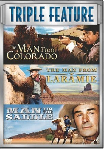 Man From Colorado Man From Lar Man From Colorado Man From Lar Nr 3 DVD
