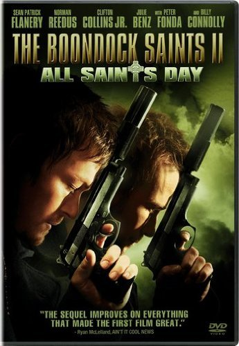 Boondock Saints 2 All Saints Day Reedus Flanery Connolly DVD R Ws