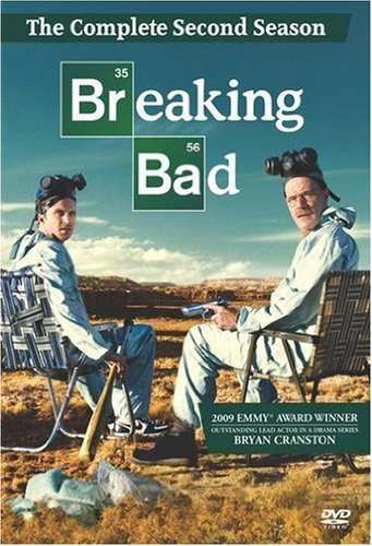 Breaking Bad Season 2 DVD Nr Ws