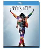 Michael Jackson Michael Jackson's This Is It Blu Ray Ws Nr