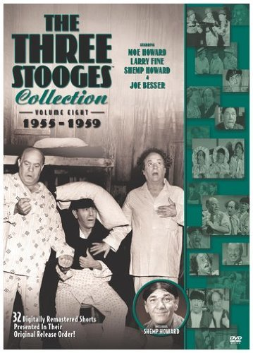 Collection (1955 1959) Three Stooges Nr 3 DVD