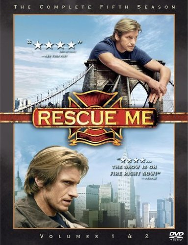 Rescue Me Season 5 DVD