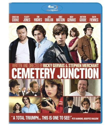 Cemetery Junction Fiennes Watson Goode Grevais Blu Ray Ws R