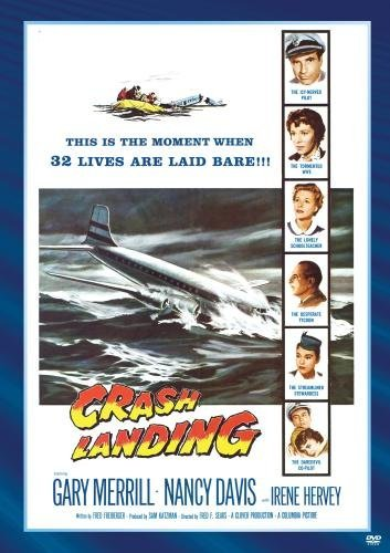 Crash Landing Davis Lain Merrill DVD Mod This Item Is Made On Demand Could Take 2 3 Weeks For Delivery