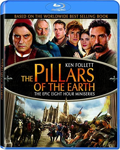 Pillars Of The Earth Mcshane Macfayden Redmayne Blu Ray Ws Nr 3 Br